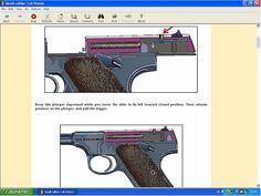 Colt .22 Woodsman and other models