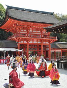 写真特集:葵祭、世の安泰祈り−−京都(2011年5月)
