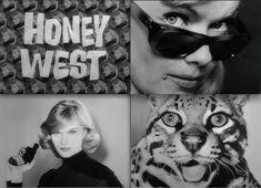 Honey West --- private eye