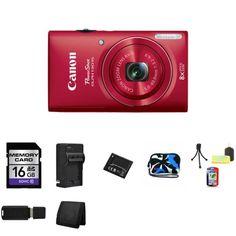 Canon Canon PowerShot ELPH 130 IS (Re... $124.79 #topseller