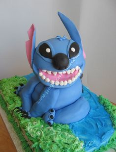 Stitch...kind of scary but still WANT