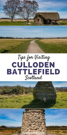 Tips for visiting Culloden Battlefield, Scotland. A destination overlooking Inverness in the Scottish Highlands, this battle site is packed full of history and boasts a ghost story or two. Learn… More