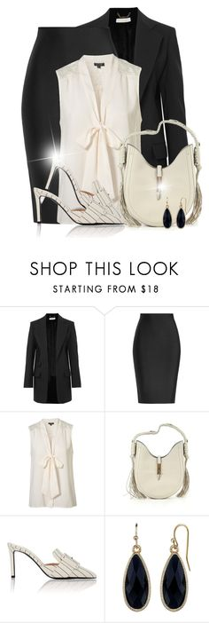 """""""Altuzarra"""" by colierollers ❤ liked on Polyvore featuring Chloé, Roland Mouret, Topshop, Altuzarra and 1928"""