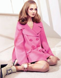 *pink, lindsey wixson by sharif hamza