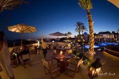 Sea View Terrace at Destino Ibiza