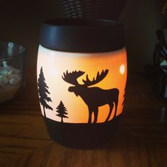 yukon premium warmer ♥ #scentsy Great for the cabin or man cave ! Scentsy! https://sueberger.scentsy.ca