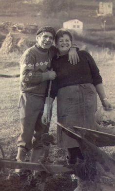Elvira e Carlos da Gramela (San Pedro de Visma)