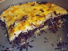 Pohanka zapečená se zelím a sýrem