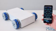 In this tutorial we will learn how to build an Arduino Mecanum Wheels Robot which is capable of moving in any direction. The unique mobility of the robot. Robot Applications, Arduino Wireless, Mecanum Wheel, Robot Platform, Voltage Divider, Arduino Board, Voltage Regulator, Circuit Diagram, Stepper Motor