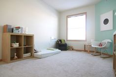 At Home with Montessori: Sleeping