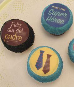 Nuestros cupcakes para festejar el día del padre  #MagnoliaBakeryMX #fathersday #papa