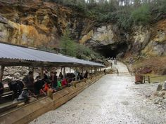 You'll Never Forget A Trip Through This Old Gem Mine In North Carolina