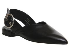 OFFICE Follow Up Slingback Point