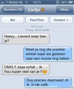 whatsapp chats nederlands - Google zoeken Funny Chat, Funny Pix, Happy Mind Happy Life, Happy Minds, Jokes Quotes, Funny Quotes, Funny Memes, Dutch Quotes, Funny Drawings