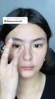 Dewy Makeup, Natural Makeup, Makeup Tips, Face Makeup, Makeup Tutorial Eyeliner, Makeup Looks Tutorial, Evening Eye Makeup, Maquillage On Fleek, Learn Makeup