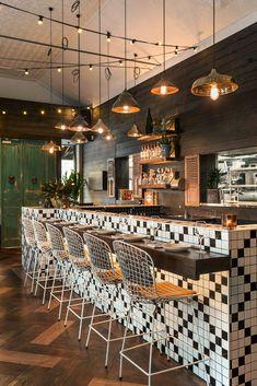 Biasol | Lady Carolina #restaurantdesign