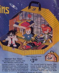 Space Troll Doll House - Google Search