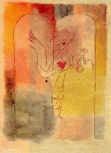 Paul Klee - Un génie sert un petit déjeuner                                                                                                                                                                                 Plus