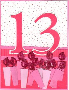 It feels AMAZING to be 13!!!!!!!!!!!!!!! Welcome in teenage years... If they haven't already begun,... haha