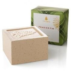 Thymes Frasier Fir Bar Soap by Thymes. $10.00. A beautiful tradition for giving to others, and to yourself. Triple-milled for creamy lather, this all-vegetable bar soap combines moisturizing glycerin and exfoliating crushed apricot kernels to cleanse, moisturize and refine hands while lifting the spirits with crisp, just-cut forest fragrance.. Makes a festive party favor or stocking stuffer.. A beautiful tradition for giving to others, and to yourself. Triple-milled for cream...