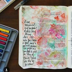 #biblejournaling • Instagram photos and videos
