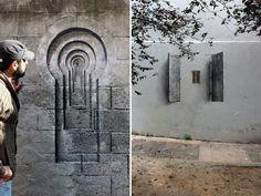 Un street art sensé et poétique autour des plus belles villes européennes