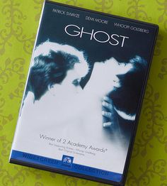 """Sam: """"I love you, Molly. I've always loved you."""" Molly: """"Ditto."""" Ghost (1990)"""