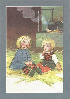 Scandinavian Art, Visual Arts, Vintage Children, Martini, Arts And Crafts, Posters, Joy, Retro, Painting