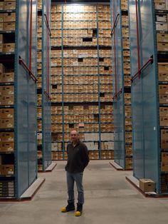 $32 Million Toronto Archives under Secure Management | Eloquent Systems
