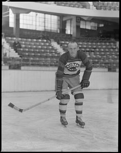 Eddie Shore, Boston Bruins