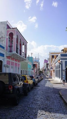 """The Rum Diary"", the story which made me dream about Puerto Rico and inspired me to leave for the old and mythical San Juan. Puerto Rico, My Dream, Old Things, Cinema, Street View, Places, Nature, Travel, Beauty"