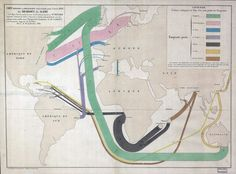 He's known for his acclaimed depiction of Napoleon's ill-fated invasion of Russia. But Charles Minard was full of innovative visualizations.
