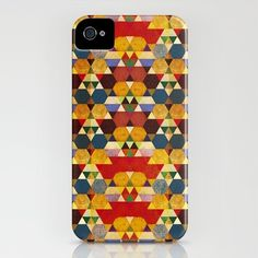 Kaleidoscopy  by Goncalo Viana  IPHONE CASE / IPHONE (4S, 4)  $35.00