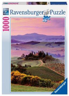 Tuscan Flair Jigsaw Puzzle, 1000-Piece Ravensburger http://www.amazon.com/dp/B0094RK9EW/ref=cm_sw_r_pi_dp_663swb1EC25CC