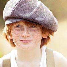 Troy newsboy hat for boys