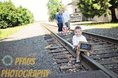 Save the date idea for couples with kids already, save the date photography with kids,  family engagement photography