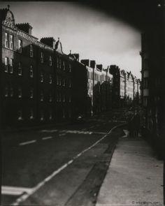 Werburgh Street, Dublin Sinar Schneider-Kreuznach Symmar-S Ilford/Harman Direct Positive Paper FB ISO 4 Photographer: Artur Sikora Dublin, Urban Landscape, My Works, Old Photos, Sidewalk, Portrait, Architecture, Street, Paper