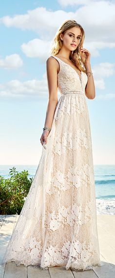Courtesy of Simply Val Stefani wedding dresses #weddingdress