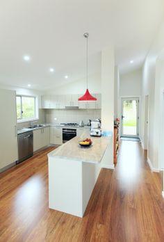 Create an open, simplistic feel to any entertaining area! #interior #design #construction #sustainability #environmental #homes #livinggreendesignerhomes #custom