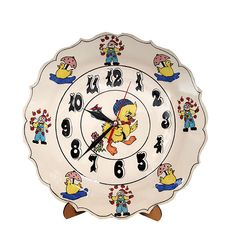 KOMEK PAZARI | Konya Meslek Edindirme Kursları | Konya Büyükşehir Belediyesi Tile Art, Decorative Plates, Clock, Wall, Home Decor, Watch, Decoration Home, Room Decor, Clocks
