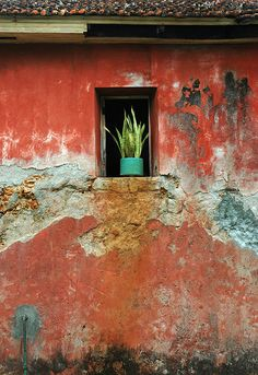 Baracoa, Cuba. Wabi-sabi is a beautiful concept: it means to find beauty in imperfection and to accept life's impermanence.