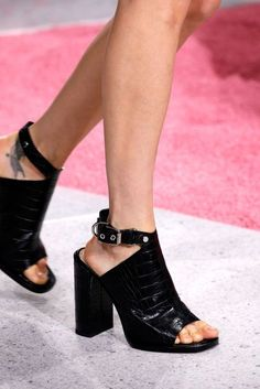 Vogue's Ultimate Spring/Summer 2017 Shoes Trend Guide   British Vogue