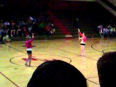 The best flag routine ever!! (: FREAKING. AWESOME.