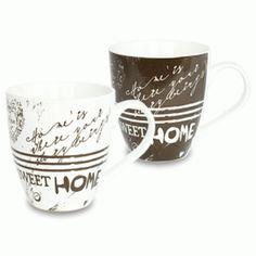 Ceramci mug with decal