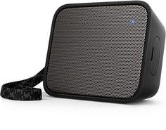 Philips BT110B Siyah Bluetooth Taşınabilir Hoparlör(H12.BT110B)