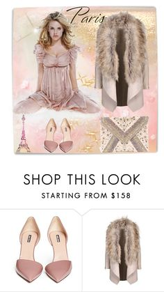 """MY PARIS"" by flioncleo62 ❤ liked on Polyvore featuring Giorgio Armani and LULUS"