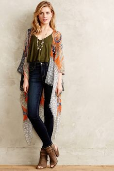 Die 50 Besten Boho Arbeit Outfit Ideen The 50 Best Boho Work Outfit Ideas - Boho Work Outfit Ideas # Style Boho, Look Boho, Look Chic, How To Wear High Waisted Jeans, Boho Work Outfit, Look Kimono, Kimono Style, Kimono Top, Boho Chique
