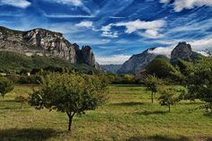 Saoû, Drôme by Philippe Marquand Photography, via Flickr