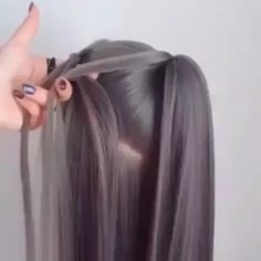 Super Hair Highlights And Lowlights Shoulder Length Ideas Hairstyles With Bangs, Trendy Hairstyles, Girl Hairstyles, Braided Hairstyles, Hairstyles For Greasy Hair, French Plait Hairstyles, Amazing Hairstyles, Hairstyles 2016, Super Hair