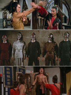 The Five Deadly Venoms - This is the best Kung Fu movie ever made, great story and excellent martial arts.
